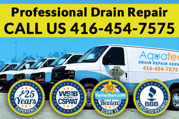 Aquatech Drain Repair Services - Professional Drain Repair